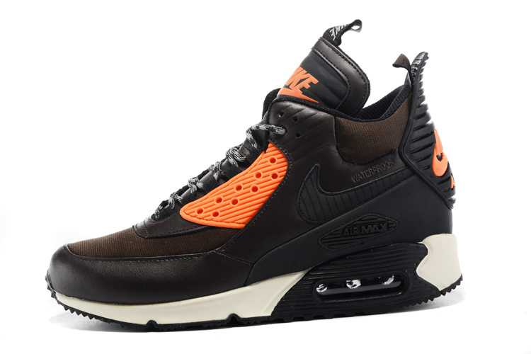 Nike Air Max 90 Sneakerboot WNTR Hombre