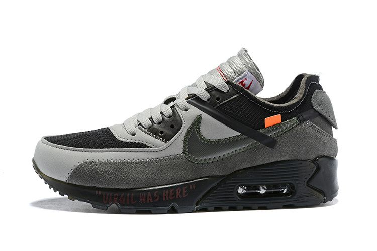 Off White x Nike Air Max 90 OW Hombre