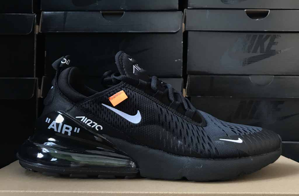 OFF White x Nike Air Max 270 Hombre y Mujer