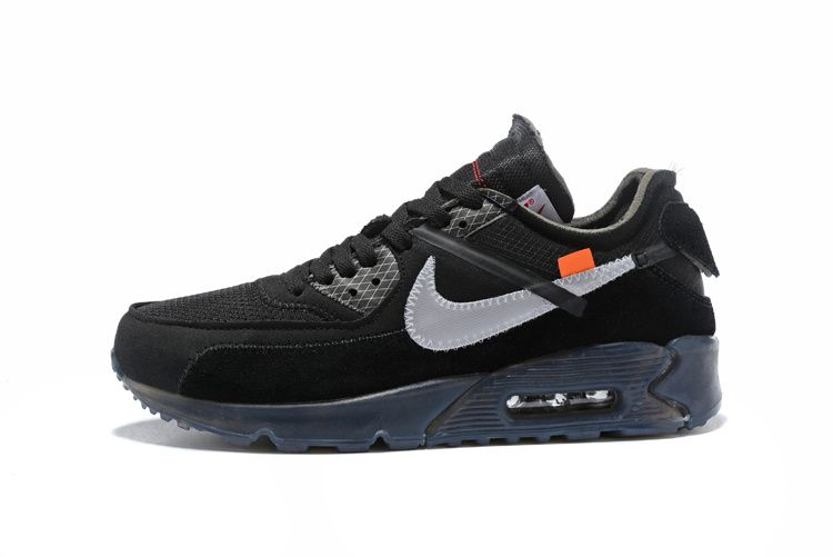 Off White x Nike Air Max 90 OW Hombre y Mujer