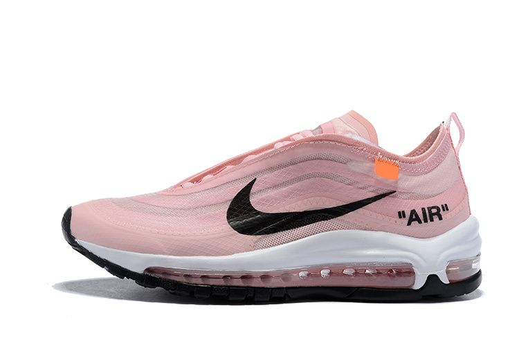 OFF White x Nike Air Max 97 Mujer