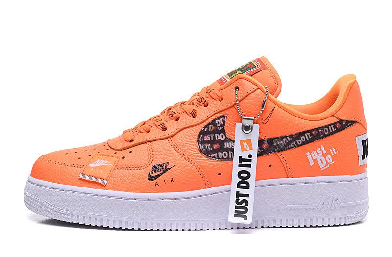 Nike Air Force 1 07 LV8 JUST DO IT Hombre y Mujer