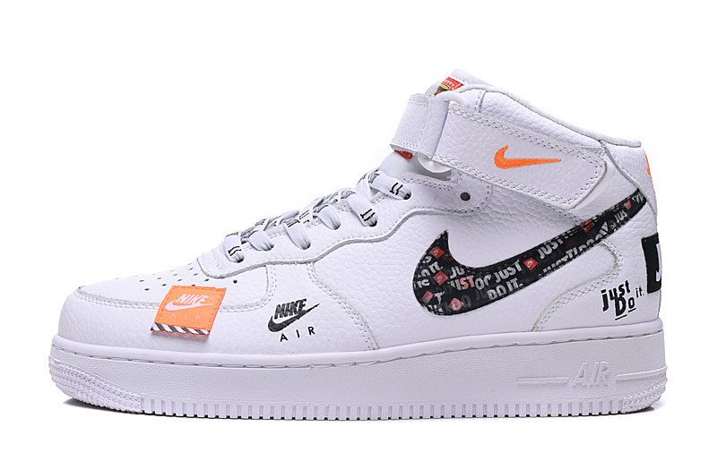 Nike Air Force 1 Mid 07 LV8 JUST DO IT Hombre y Mujer