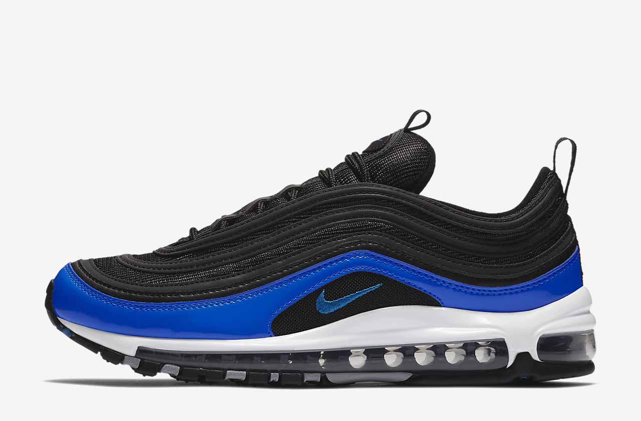 Nike Air Max 97 GS Binary Blue Hombre y Mujer