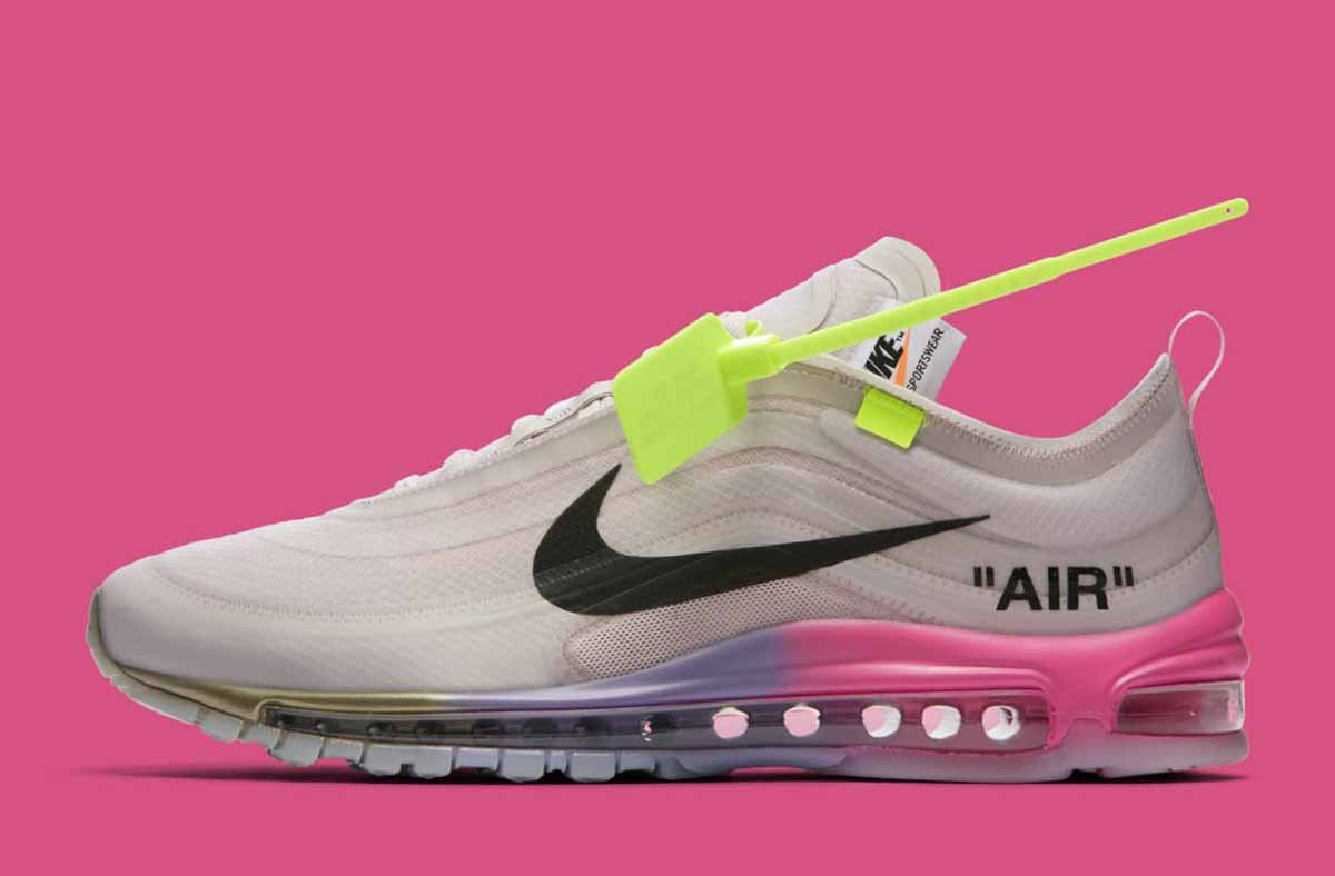 OFF White x Nike Air Max 97 Queen Mujer