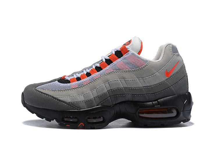 Nike Air Max 95 OG Solar Red Hombre