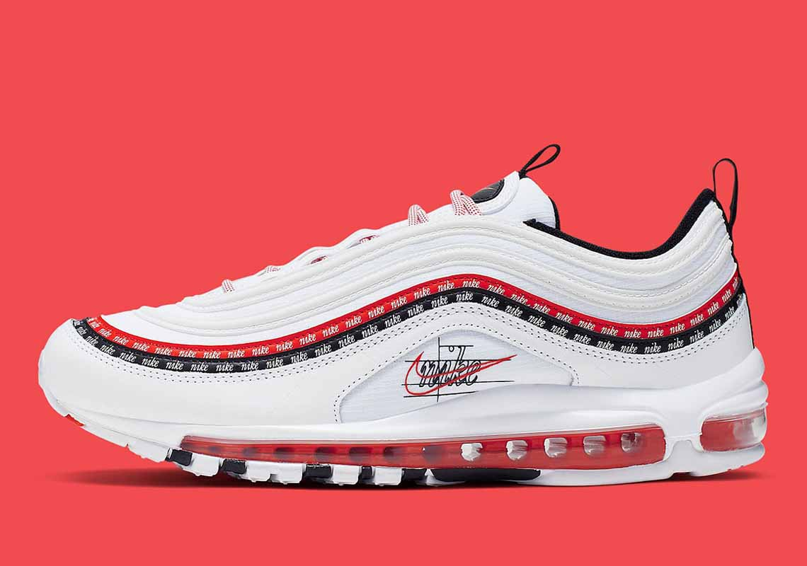 Nike Air Max 97 Graph Paper Hombre y Mujer