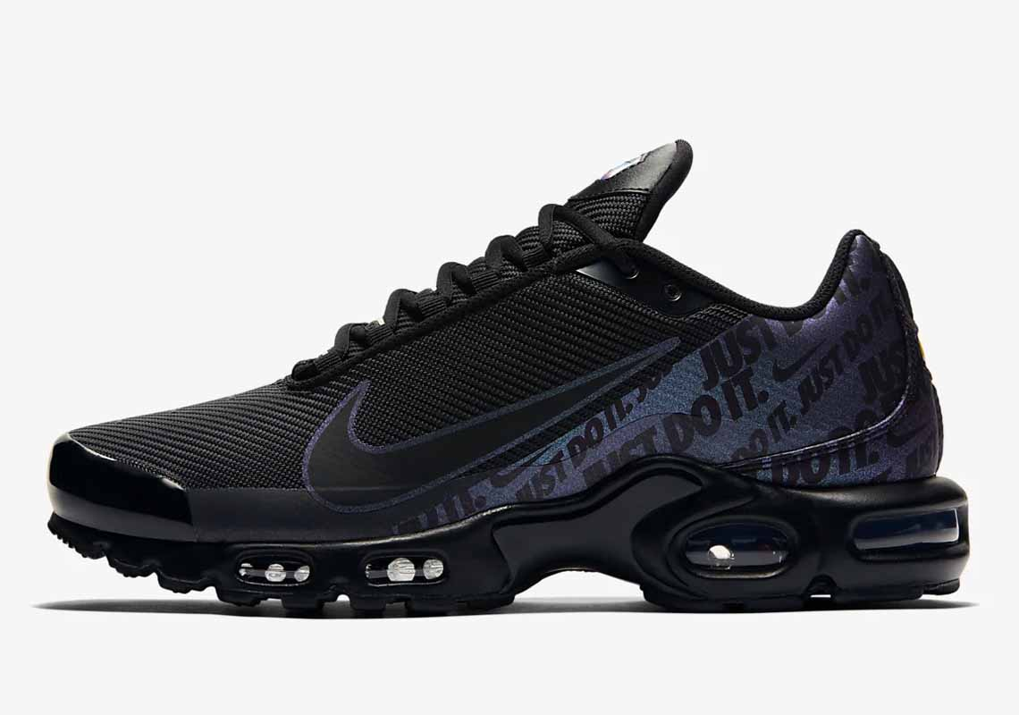 Nike Air Max Plus Just Do It Hombre