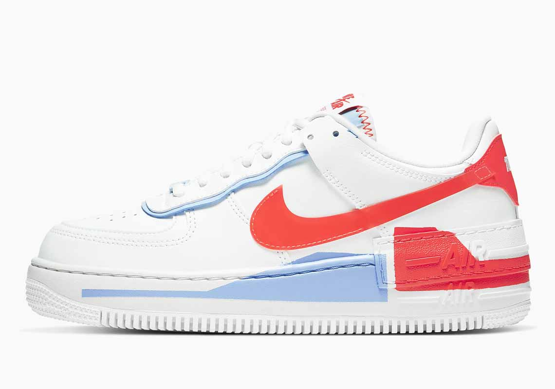 Nike Air Force 1 Shadow SE Mujer