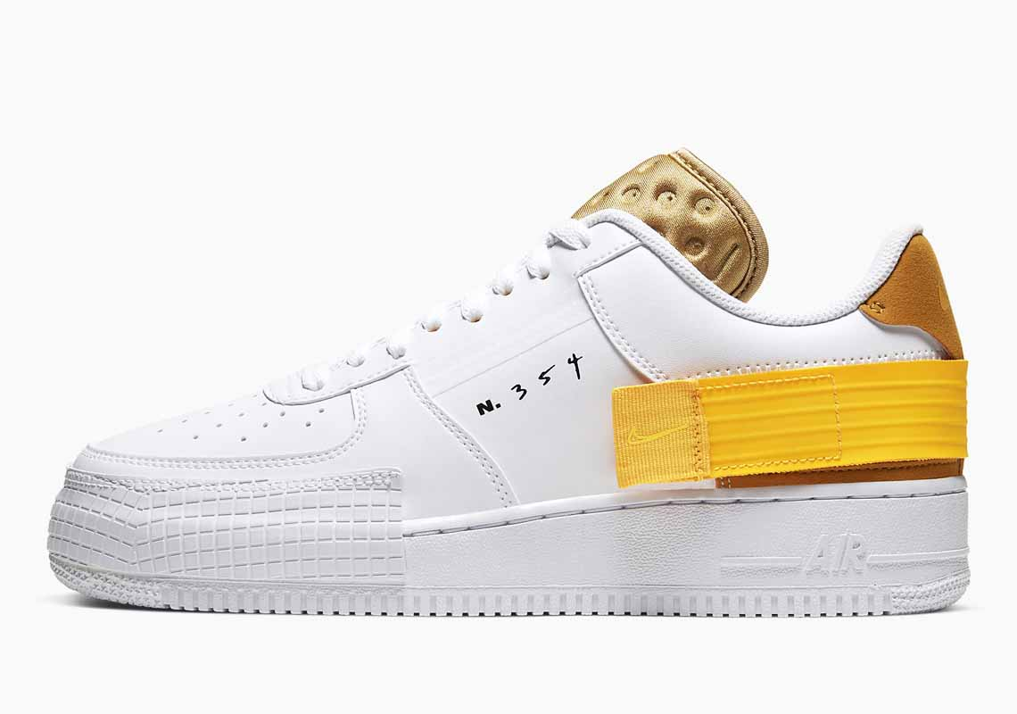 Nike Air Force 1 Type Hombre y Mujer