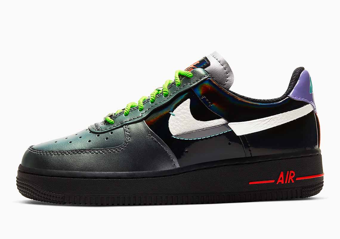 Nike Air Force 1 Vandalized Hombre y Mujer