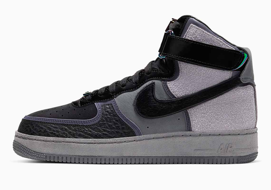 A Ma Maniere x Nike Air Force 1 High Hombre y Mujer