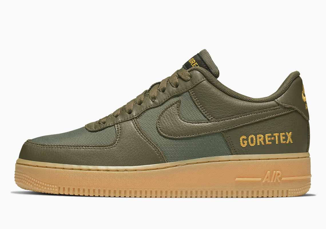 Nike Air Force 1 Low Gore-Tex Hombre y Mujer