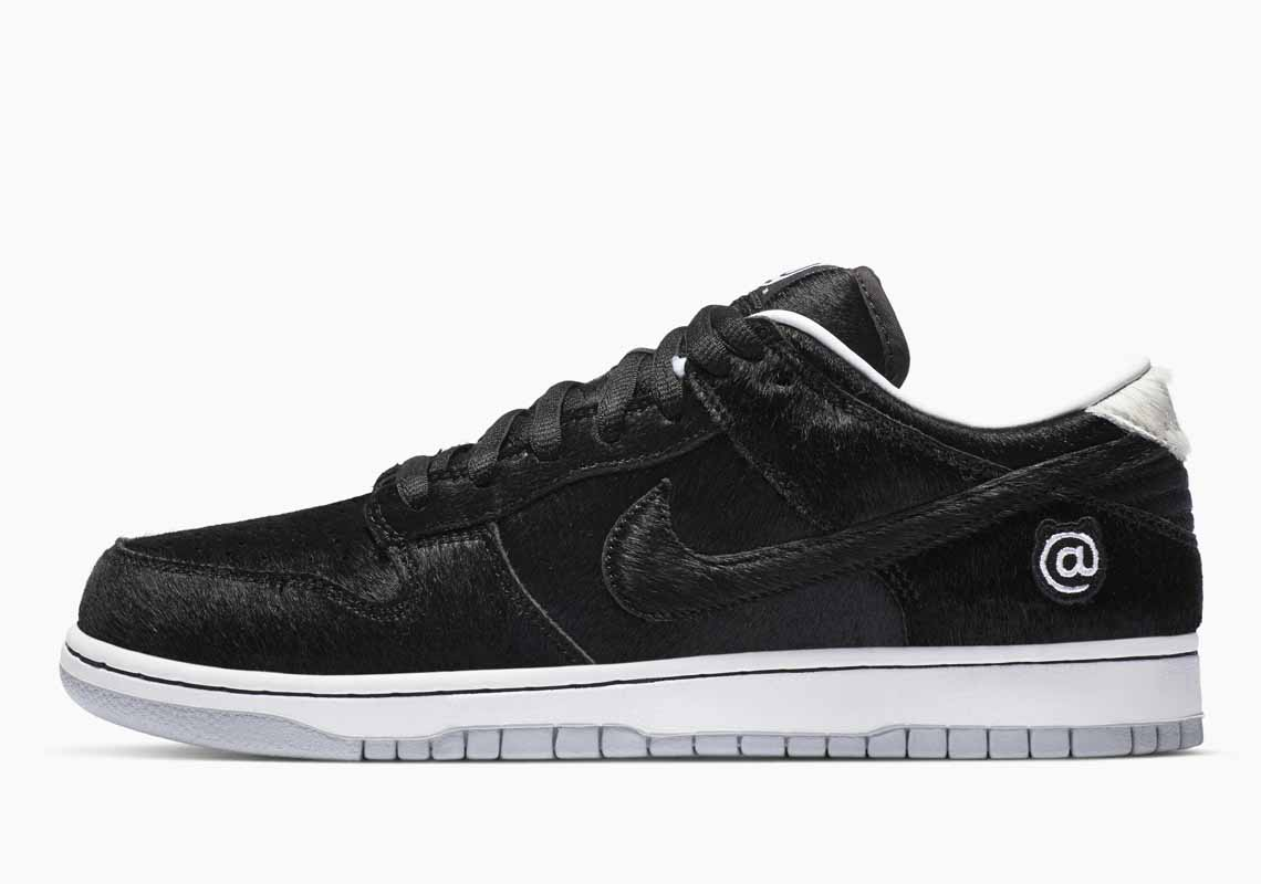 Medicom Toy x Nike SB Dunk Low Bearbrick Hombre y Mujer