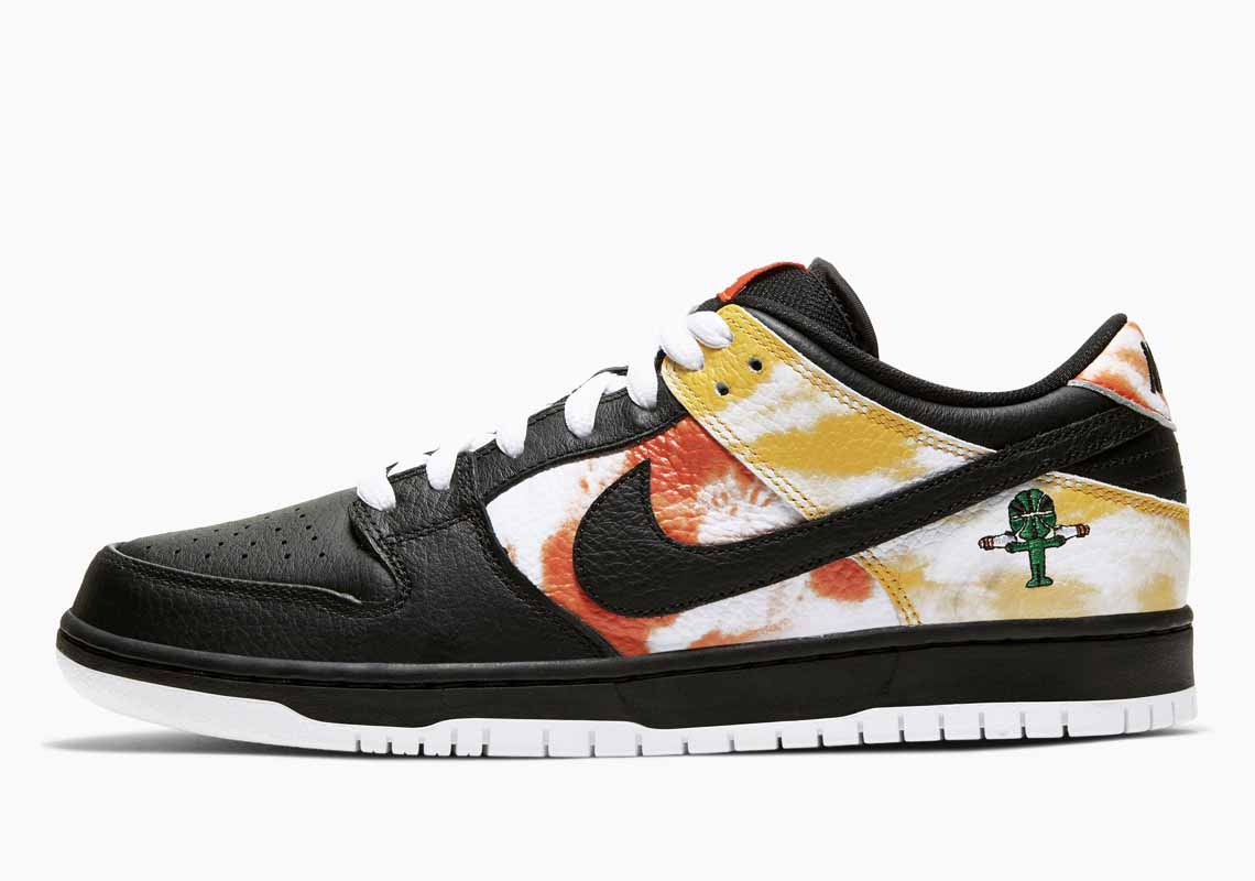 Nike SB Dunk Low Pro QS Raygun Tie-Dye Hombre y Mujer