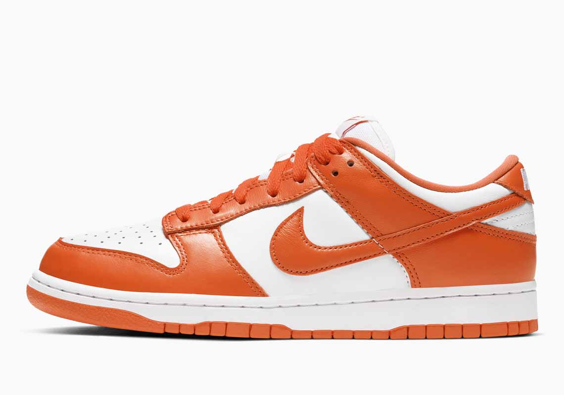 Nike SB Dunk Low SP Syracuse Hombre y Mujer