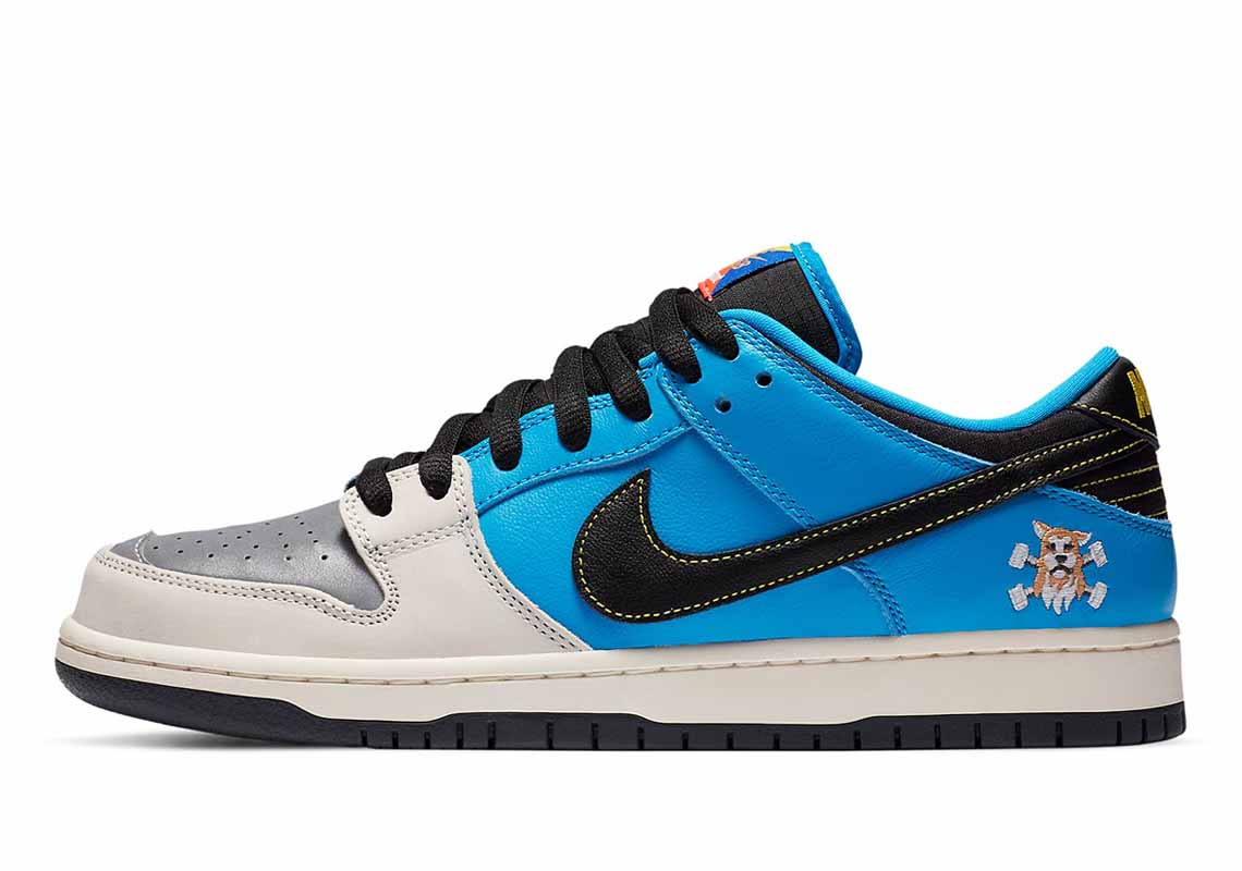 Instant Skateboards x Nike SB Dunk Low Hombre y Mujer