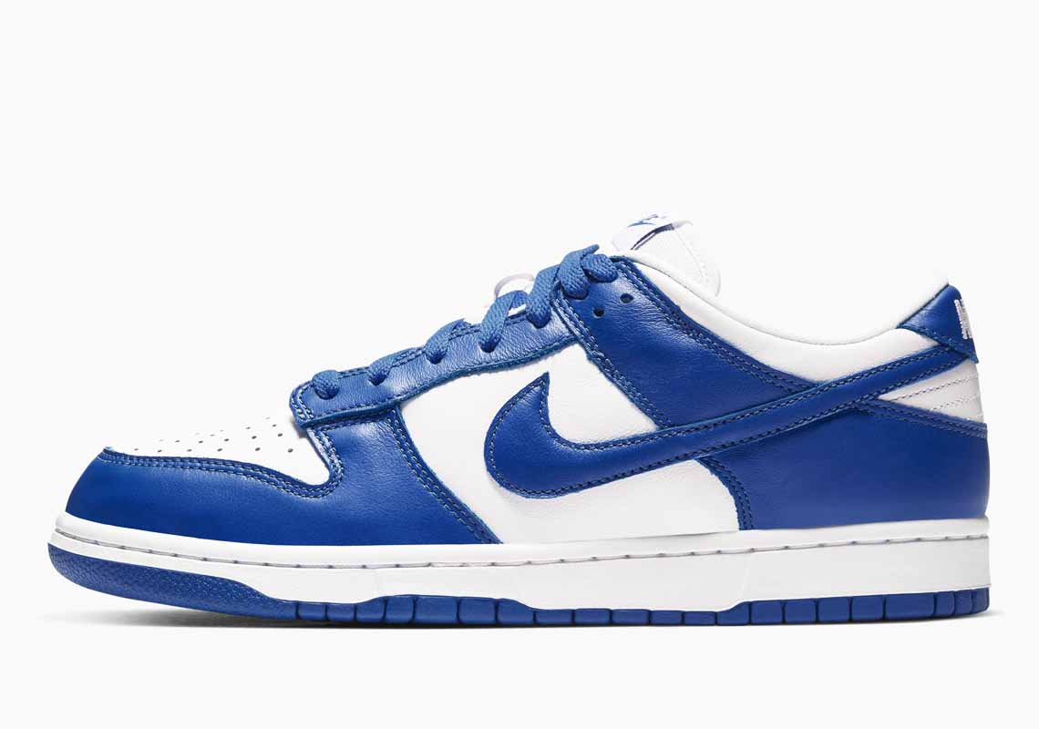 Nike SB Dunk Low SP Kentucky Hombre y Mujer