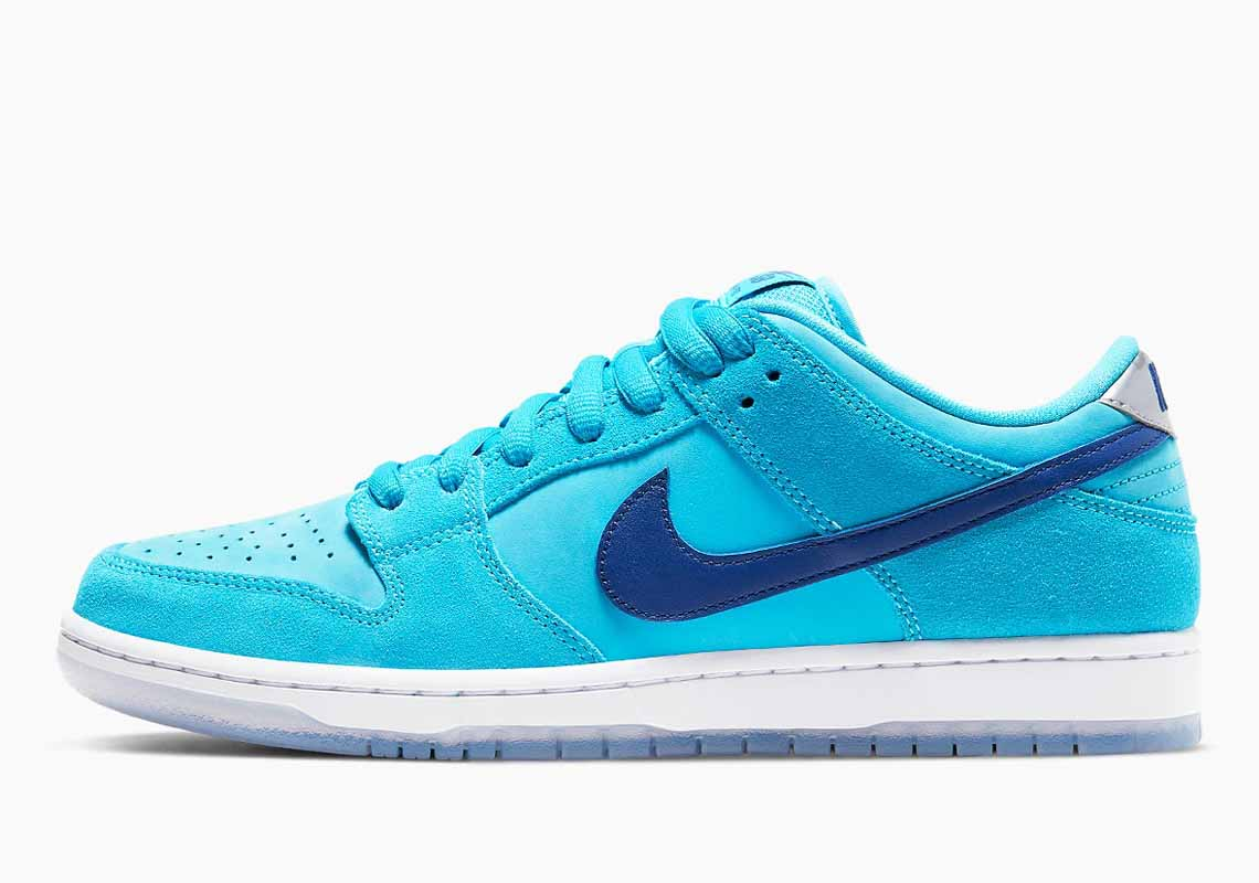 Nike SB Dunk Low Pro Blue Fury Hombre y Mujer