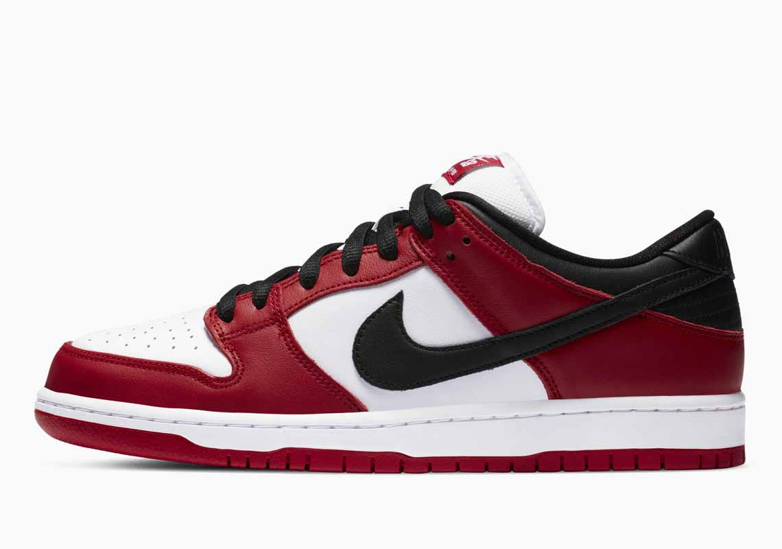Nike SB Dunk Low Pro Chicago Hombre y Mujer