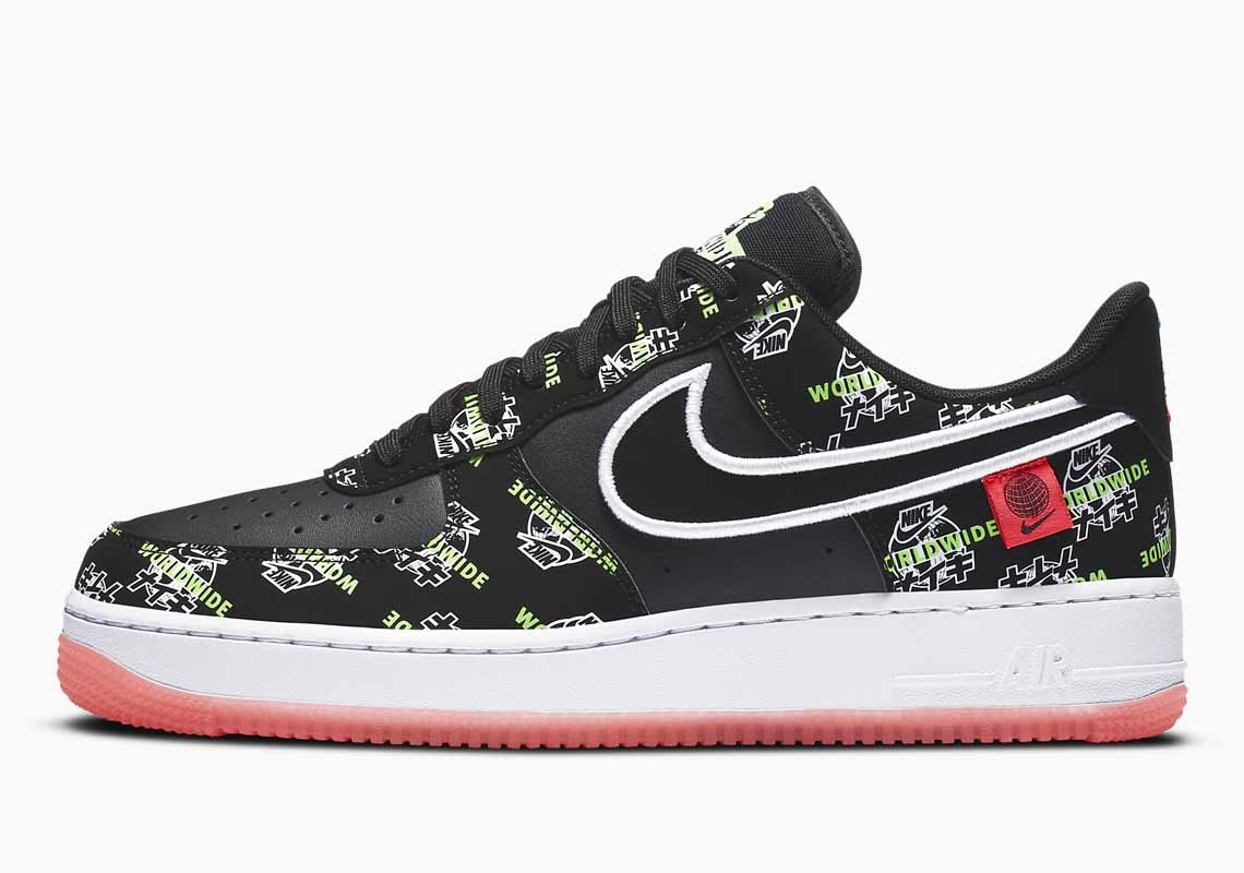 Nike Air Force 1 07 LV8 Hombre y Mujer