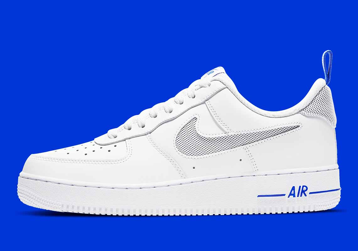 Nike Air Force 1 Low Cut-Out Hombre y Mujer