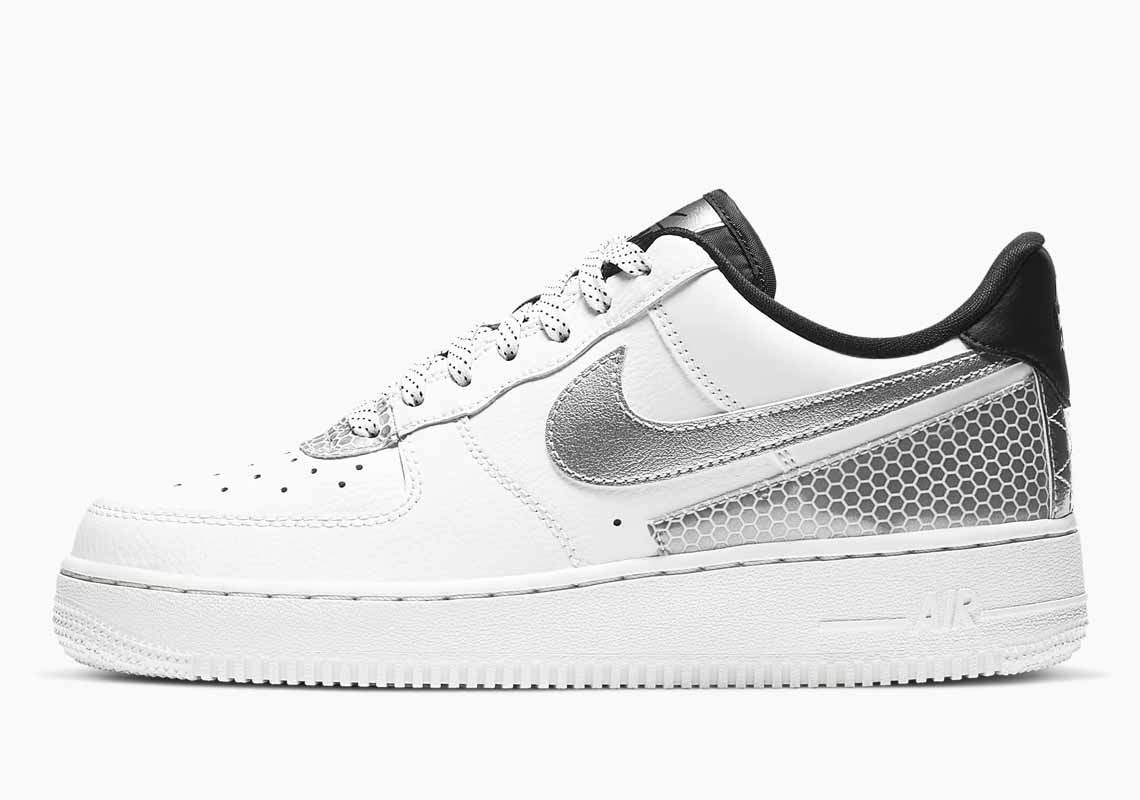 3M x Nike Air Force 1 07 SE Hombre y Mujer