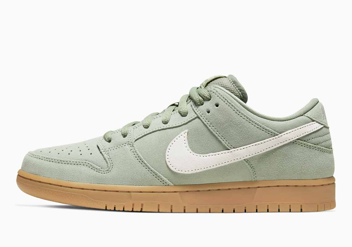 Nike SB Dunk Low Pro Horizon Green Hombre y Mujer