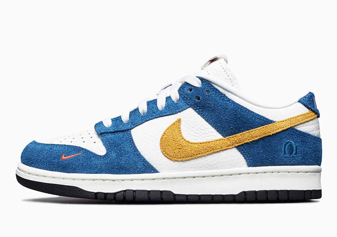 Kasina x Nike SB Dunk Low Industrial Blue Hombre y Mujer