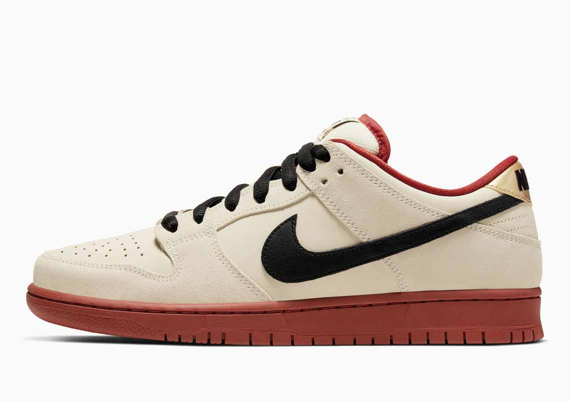 Nike SB Dunk Low Pro Muslin Hombre y Mujer