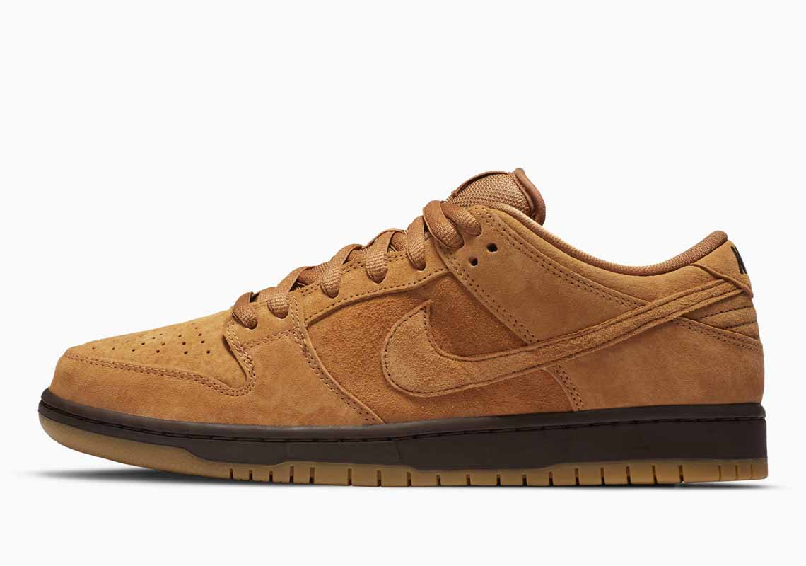 Nike SB Dunk Low Pro Wheat Hombre y Mujer