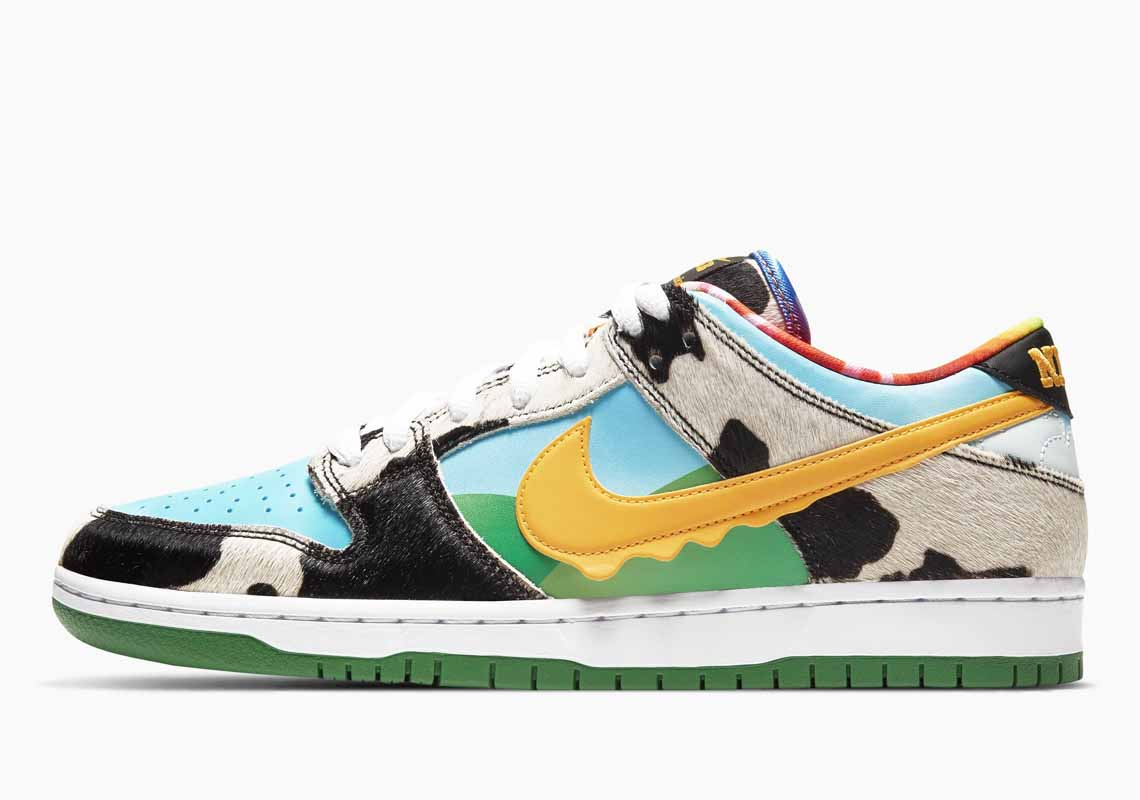 Ben & Jerry's Nike SB Dunk Low Chunky Dunky Hombre y Mujer