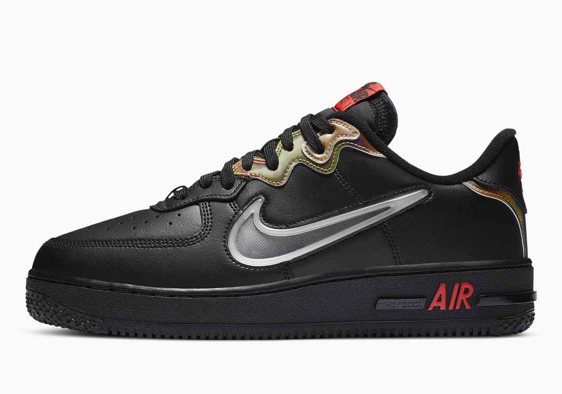 Nike Air Force 1 React LV8 Hombre y Mujer