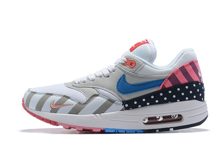 Piet Parra x Nike Air Max 1 White Multi Hombre y Mujer