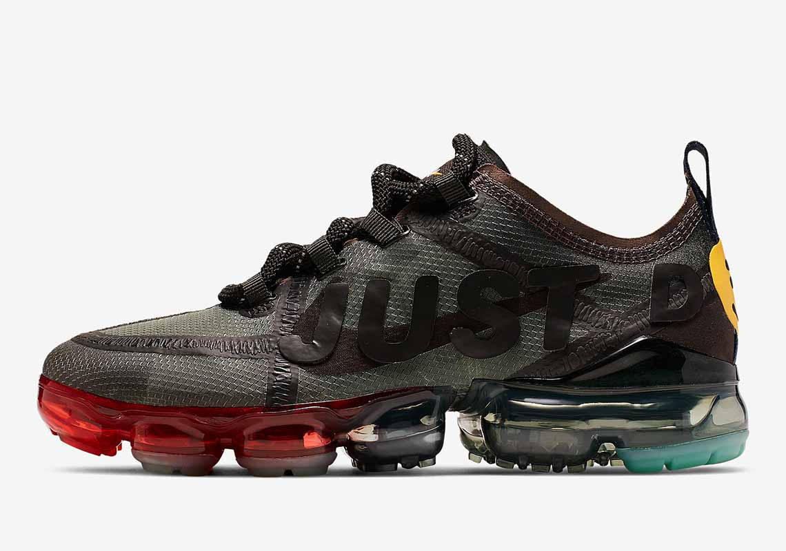 Nike Air VaporMax 2019 CPFM Hombre y Mujer