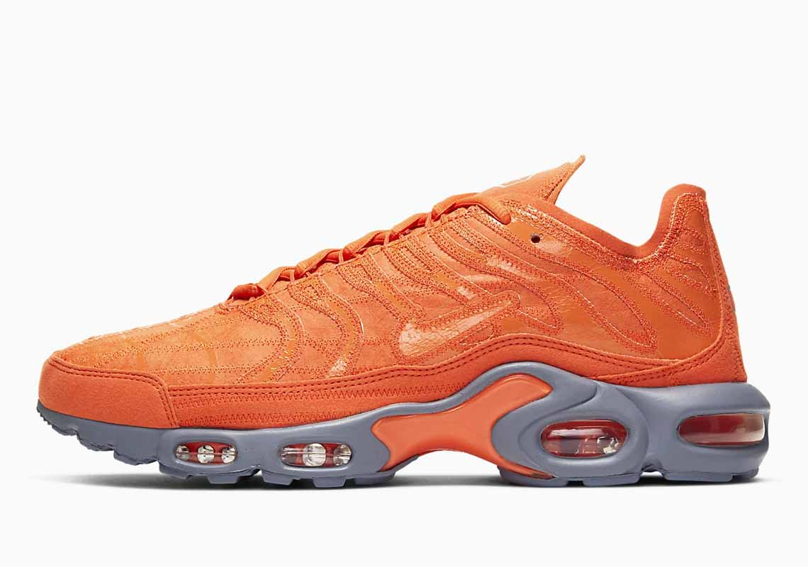 Nike Air Max Plus Deconstructed Hombre