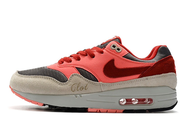 CLOT x Nike Air Max 1 SP Hombre y Mujer