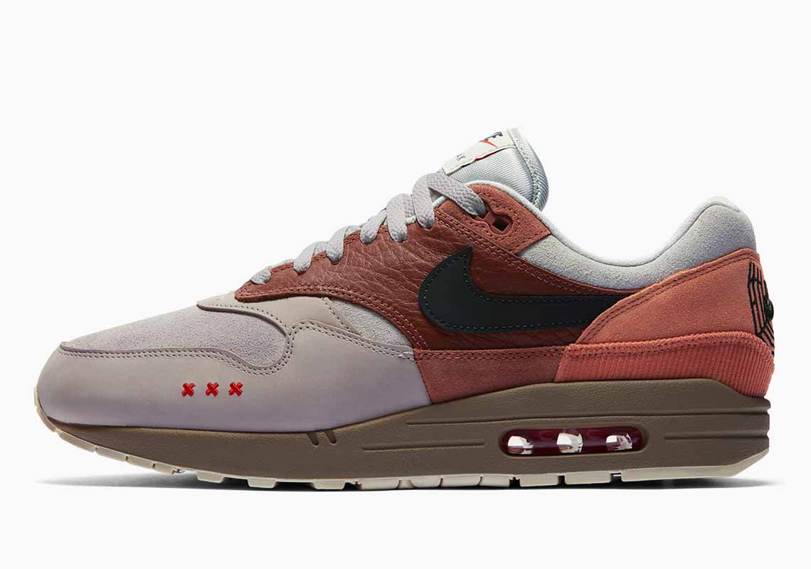 Nike Air Max 1 Amsterdam Hombre y Mujer