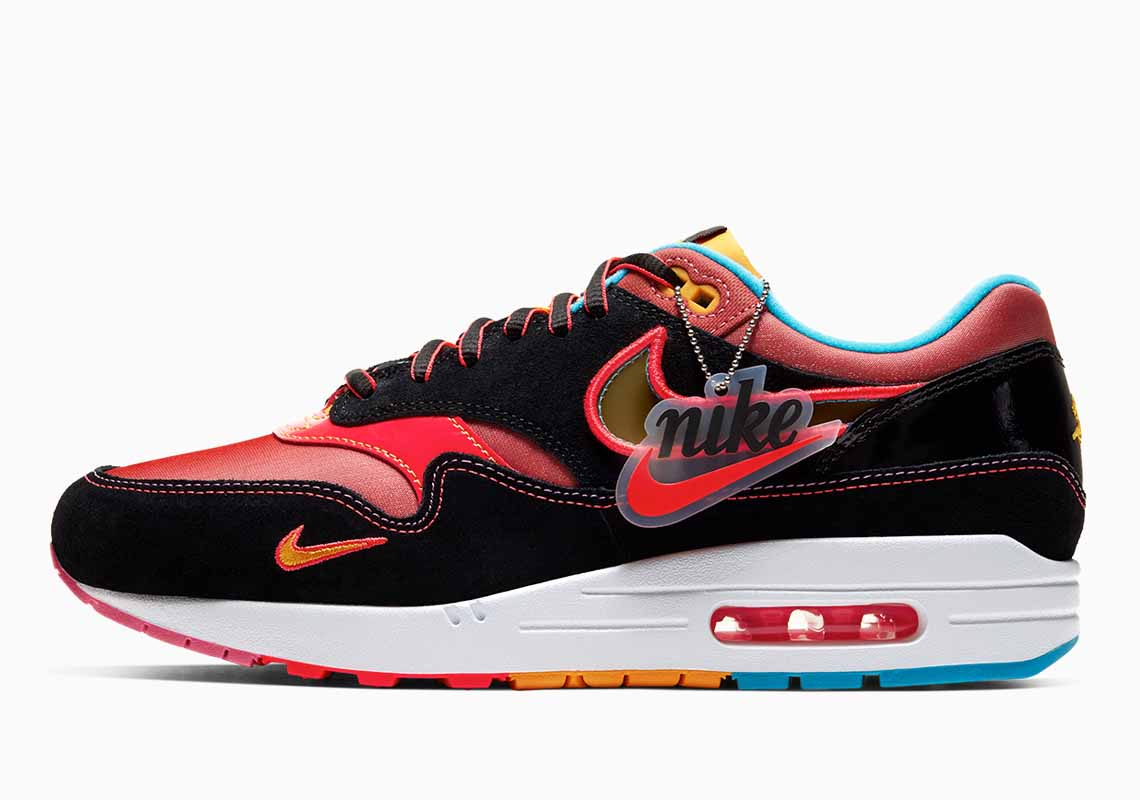 Nike Air Max 1 SE Chinese New Year Hombre y Mujer