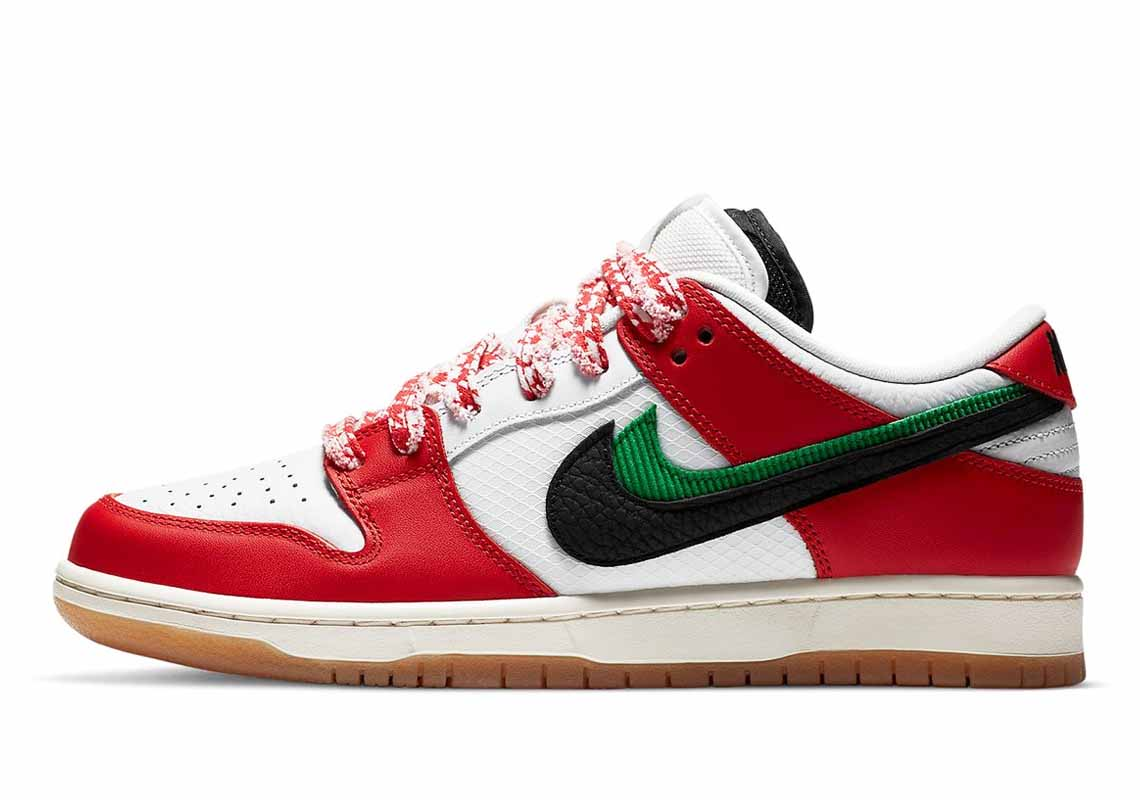 Frame Skate x Nike SB Dunk Low Habibi Hombre y Mujer