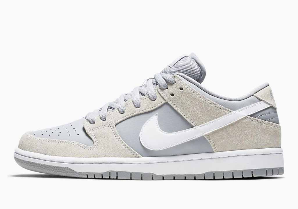 Nike SB Dunk Low Summit White Hombre y Mujer