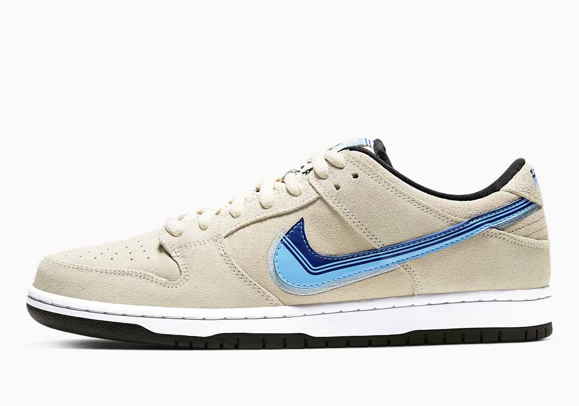 Nike SB Dunk Low Pro Truck It Hombre y Mujer