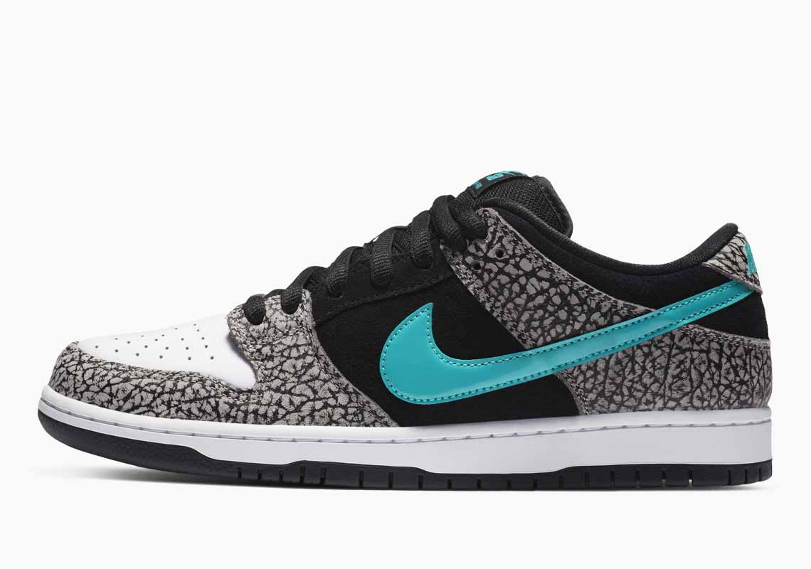 Nike SB Dunk Low Atmos Elephant Hombre y Mujer